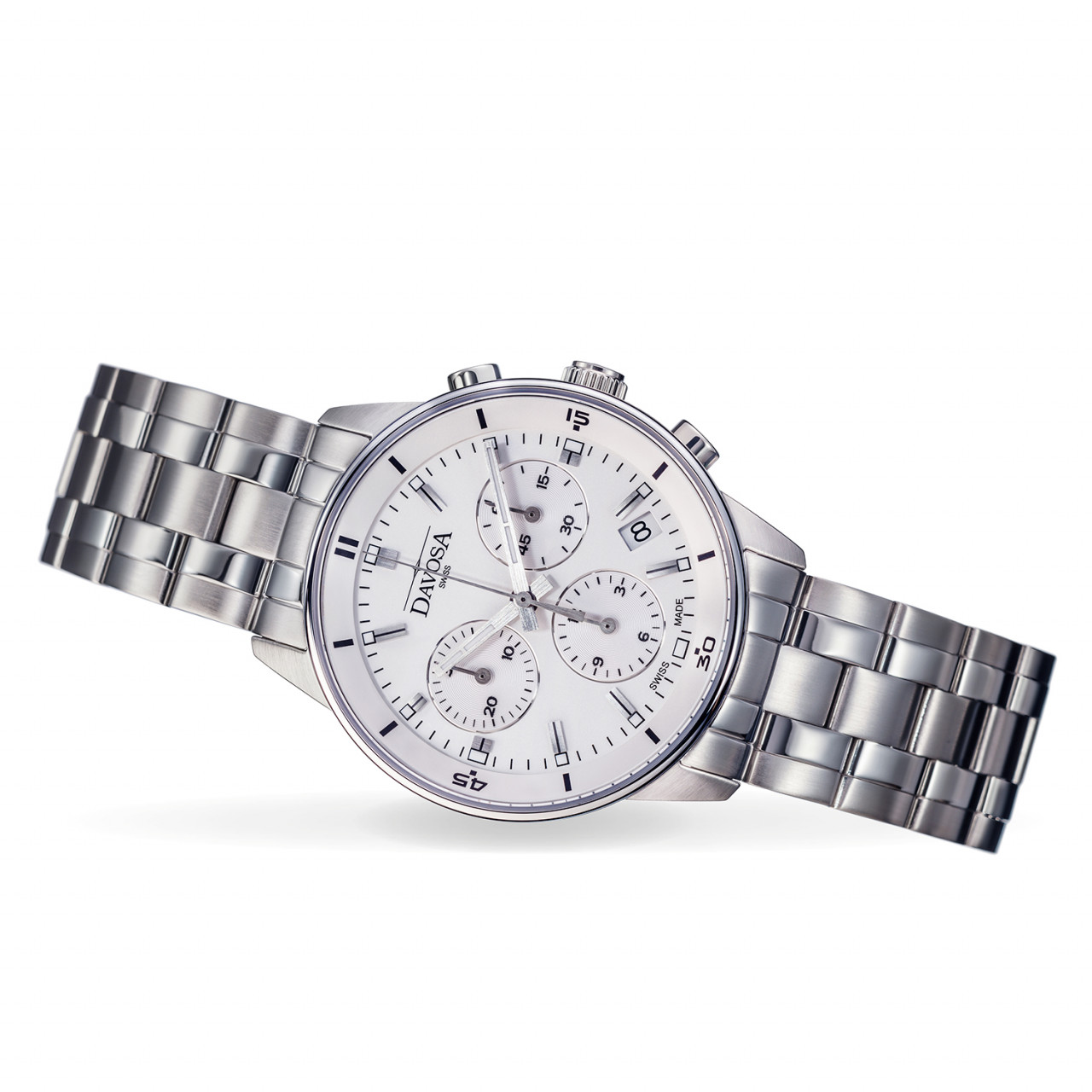Vireo Medium CHronograph white 16858515