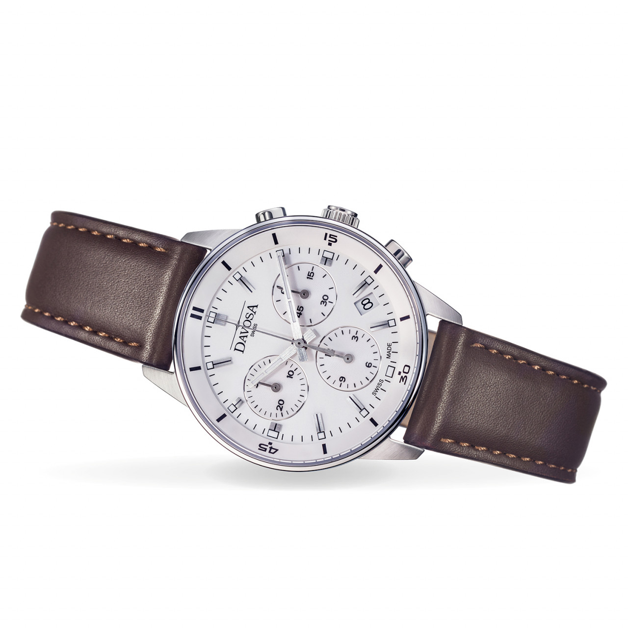 Vireo Medium Chronograph white 16758515
