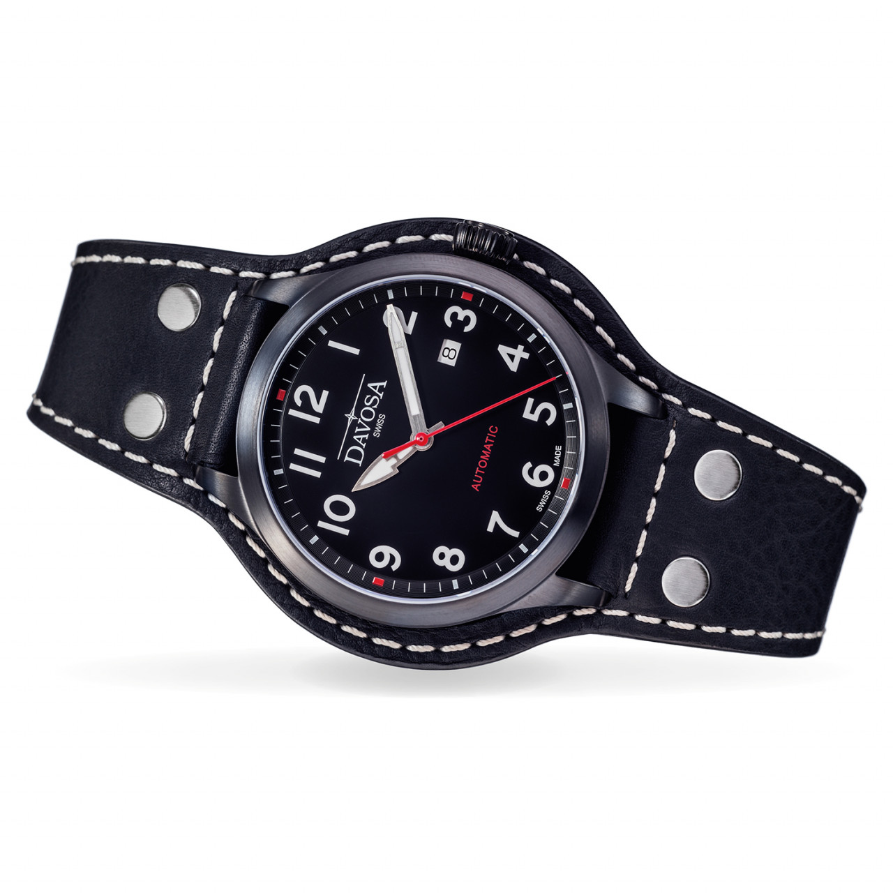 Axis Automatic PVD black